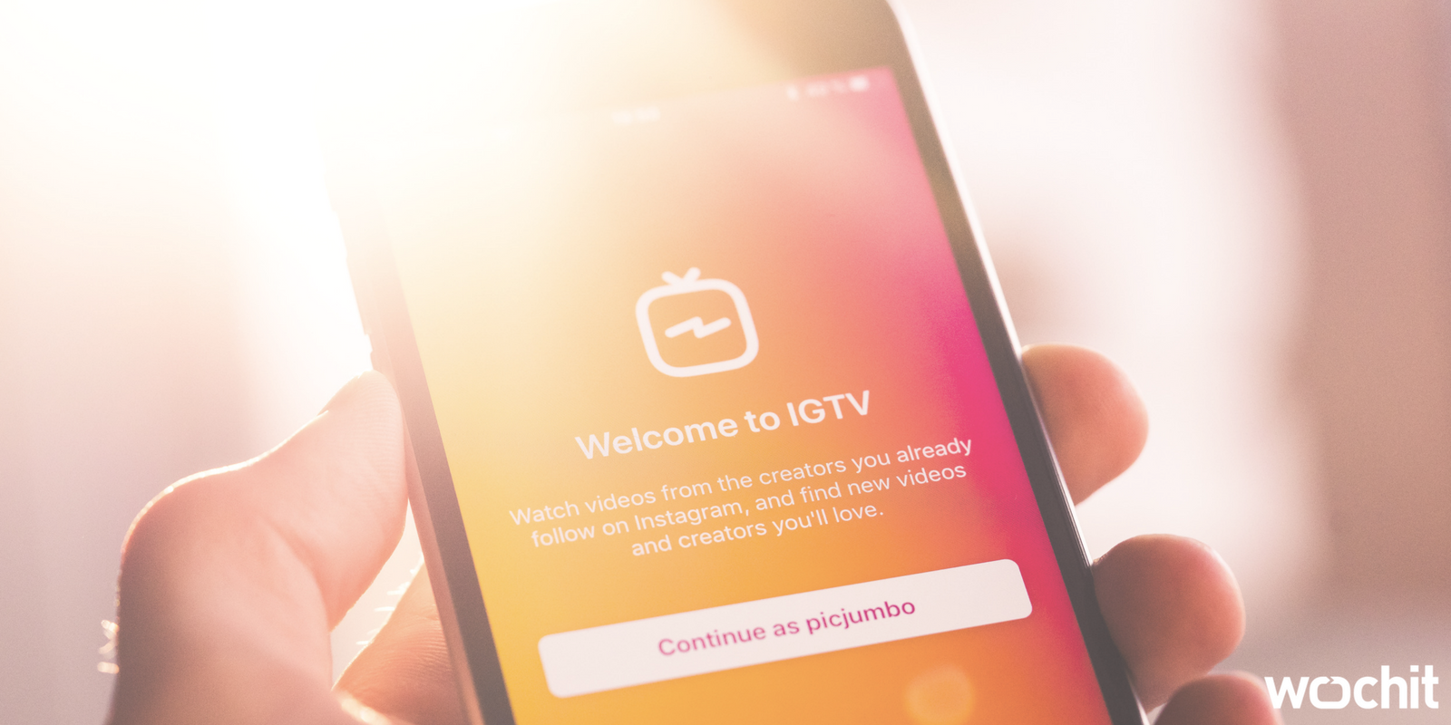 What's with IGTV and how do I get started?