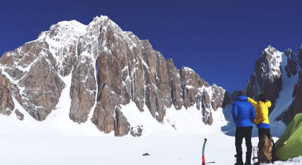 Lost in China with climbers Ines Papert and Luka Lindic