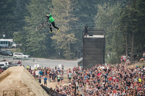 CASE STUDY: Crankworx World Tour Social Media Content Production